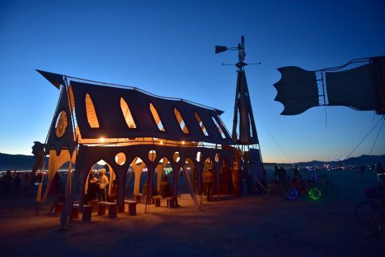 Burning Man 07