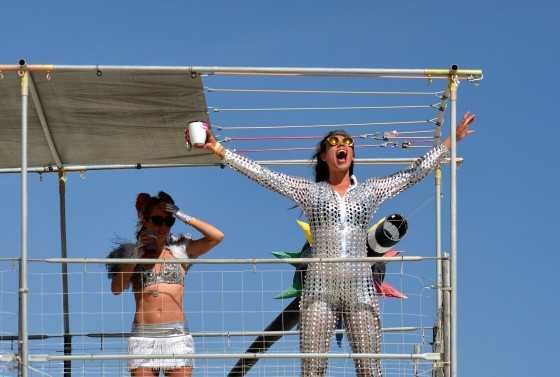 Burning Man 08
