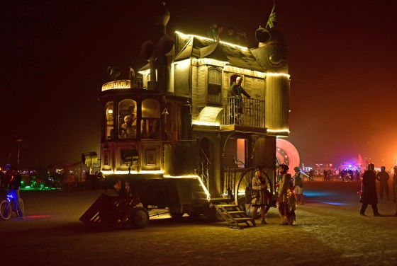 Burning Man 09