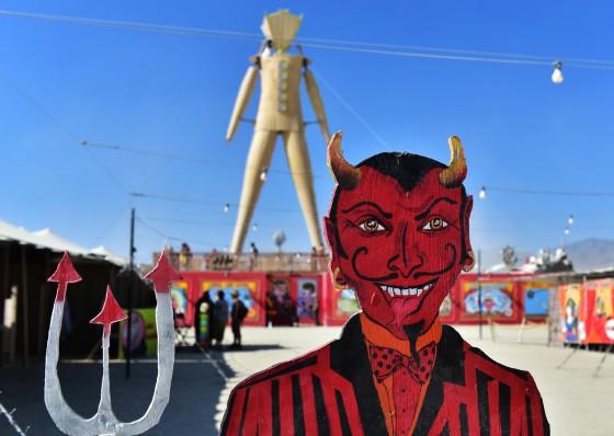 Burning Man 10