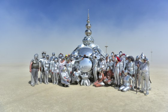 Burning Man 26
